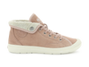 95490-695-M | WOMENS AVENTURE WARM SUE | MAHOGANY ROSE/BEIGE