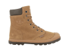 95552-234-M | WOMENS PAMPA HI KNIT LP SUE | BROWN SUGAR/SLATE BLACK