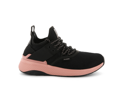 95684-027-M | WOMENS AX_EON LACE KNIT | BLACK/BLACK/ROSE TAN