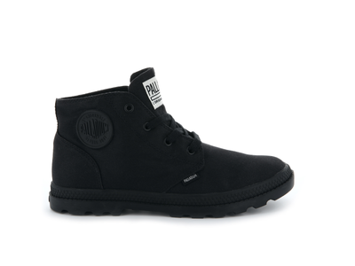 95742-001-M | WOMENS PAMPA FREE CANVAS | BLACK/BLACK