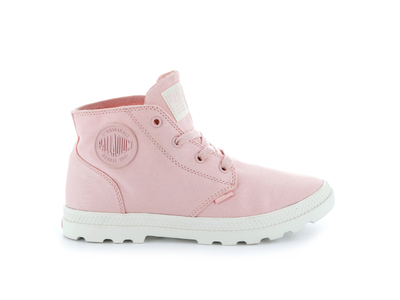 95742-614-M | WOMENS PAMPA FREE CANVAS | LOTUS/MARSHMALLOW