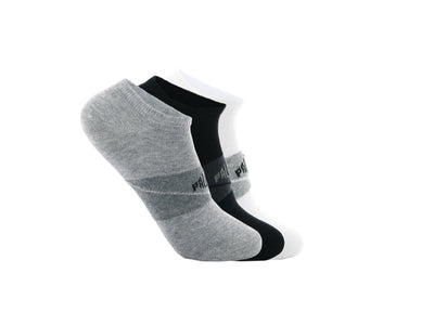 SX9118-994 | WOMEN'S SPORT INVISIBLE | BLACK/WHITE/LT GREY