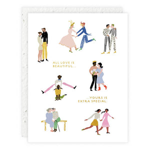 Seedings Couples Card - The Give Store