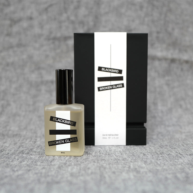Blackbird Fragrance: Broken Glass - Eau de Parfum Spray fragrance - The Give Store