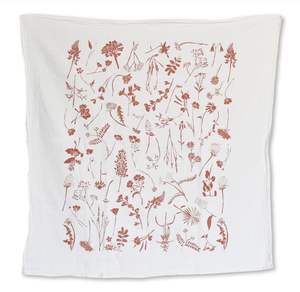 June and December Wildflowers Towel - The Give Store