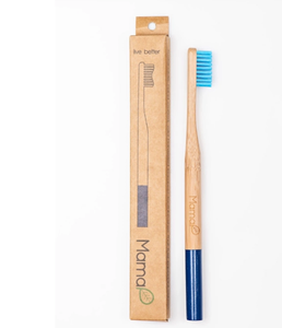 Ocean Conservation Bamboo Toothbrush - The Give Store