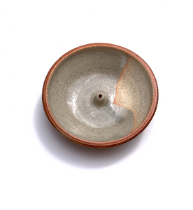 Incausa Stoneware Woodfired Holders - Celadon - The Give Store