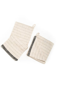 100% Raw Cotton Hand Towel - MAS - The Give Store