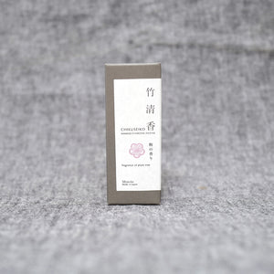 Chikuseiko Bamboo Charcoal Incense