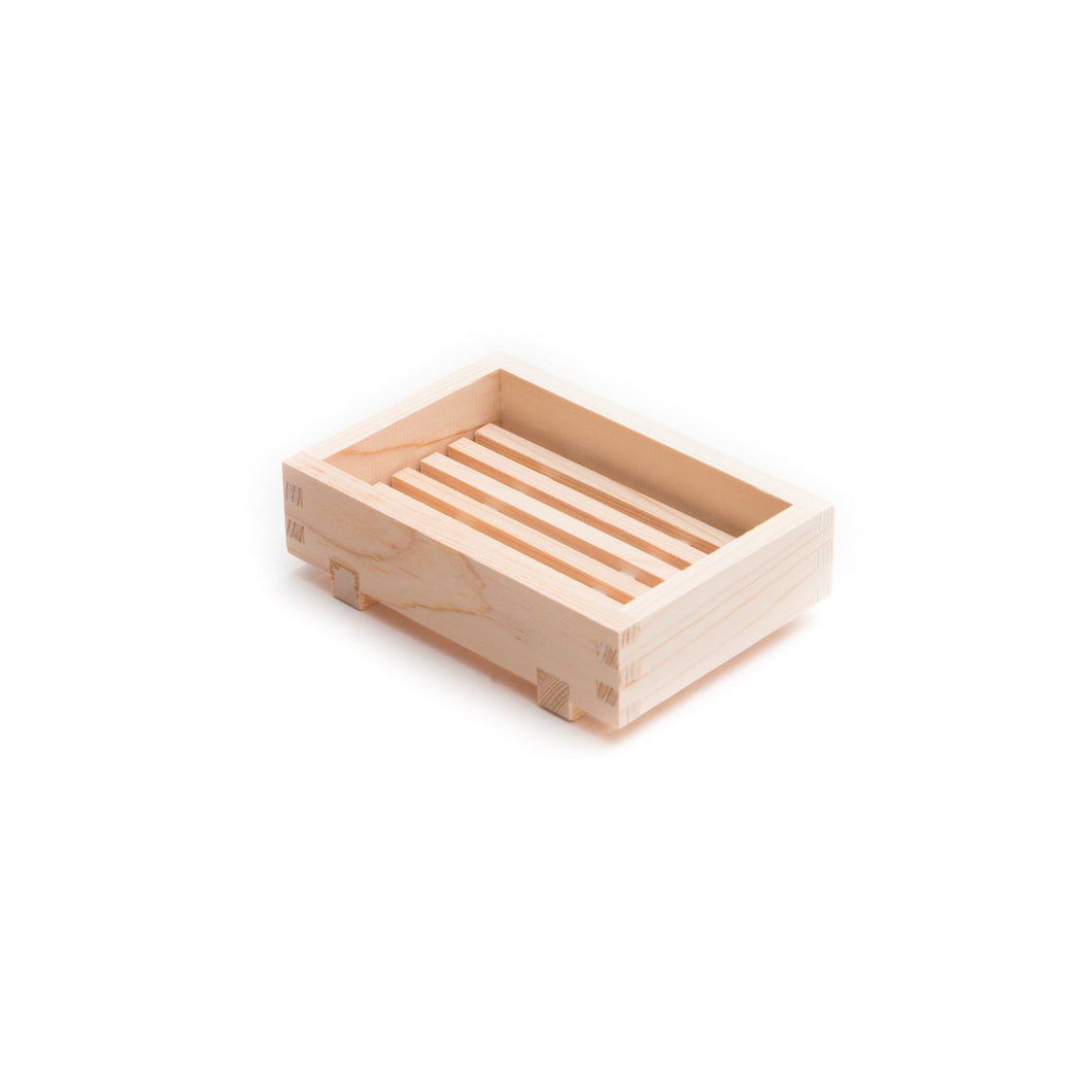 Cypress Soap Dish - The Give Store