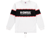 172113-100 | MODESTO OVERSIZED SWEAT | WHITE