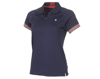 191908-400 | HERITAGE POLO | NAVY