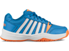 55629-428-M | COURT SMASH OMNI | BRILLIANT BLUE/NEON ORANGE/WHITE