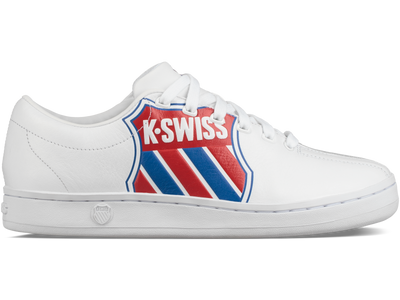 96513-113-M | WOMENS CLASSIC 88 BIG LOGO | WHITE/CORPORATE