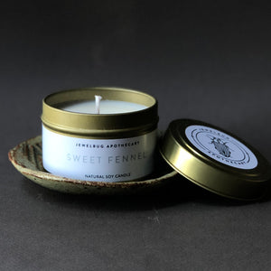 Sweet Fennel 4oz Soy Candle