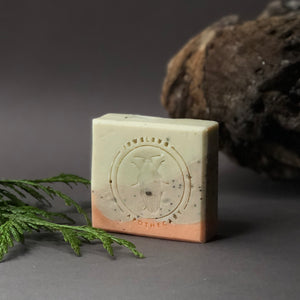 Cedarwood & Cypress Soap Bar