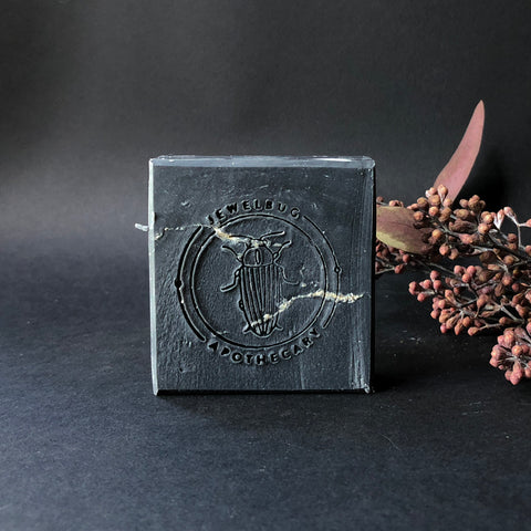Peppermint & Charcoal Soap Bar