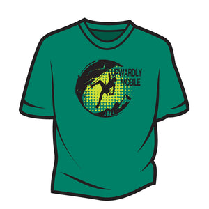 Green Upwardly Mobile T-Shirt