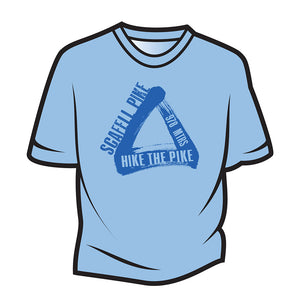 Blue Scafell Pike T-Shirt