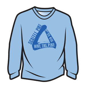Blue Scafell Pike Sweatshirt