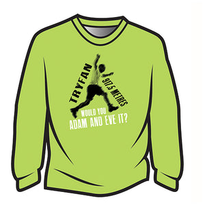 Green Tryfan Long Sleeve T-Shirt
