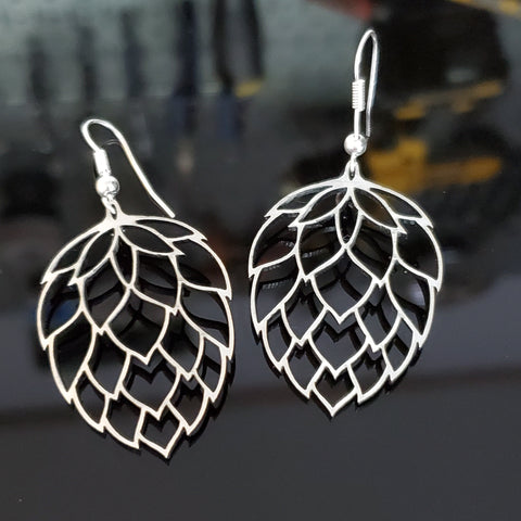 Hop Drop Dangle Earrings