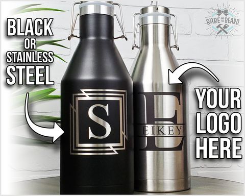 64 oz. Create Your Own Growler