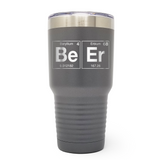 Elemental Beer 30oz Laser Engraved Insulated Tumbler Cup