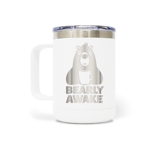 Bearly Awake 15oz Mug