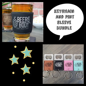 Beer & Body Silver Mother's Day Bundle