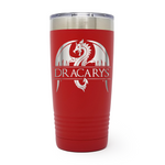 Dracarys 20oz Laser Engraved Insulated Tumbler Cup