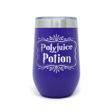 Poly Juice Potion 16oz Powder Coated Insulated Wine Tumbler