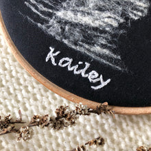 Name Embroidery- Ultrasound