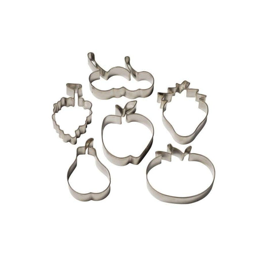 Guardini Fruit Cookie Cutters - 15644