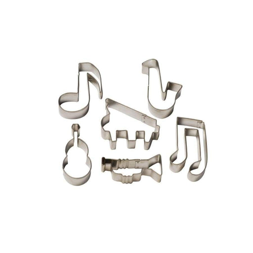 Guardini Music Cookie Cutters - 15648