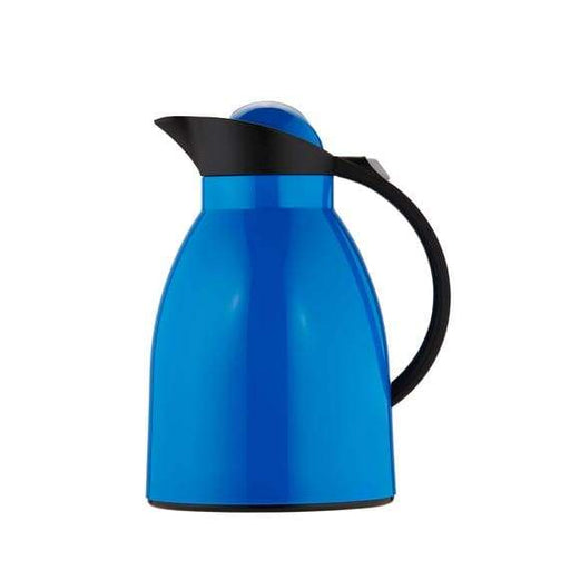 Helios Hawaii Push Vacuum Jug with Button 1L Blue - 2824-1006