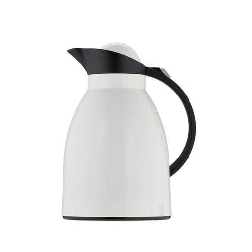 Helios Hawaii Push Vacuum Jug with Button 1L White - 2824-1019