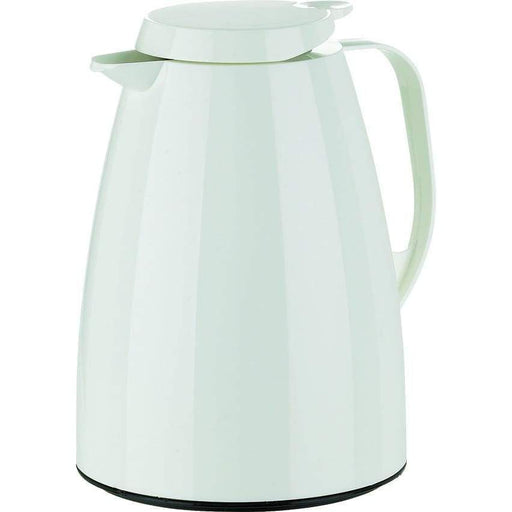 Emsa Basic Vacuum Jug 1L Light White - 505009