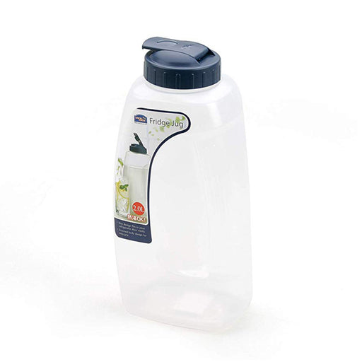 Lock & Lock Water Jug 2L Blue - HAP609B
