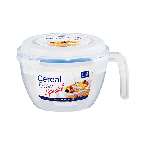 Lock & Lock Cereal Bowl 950ml with handle - HPL973
