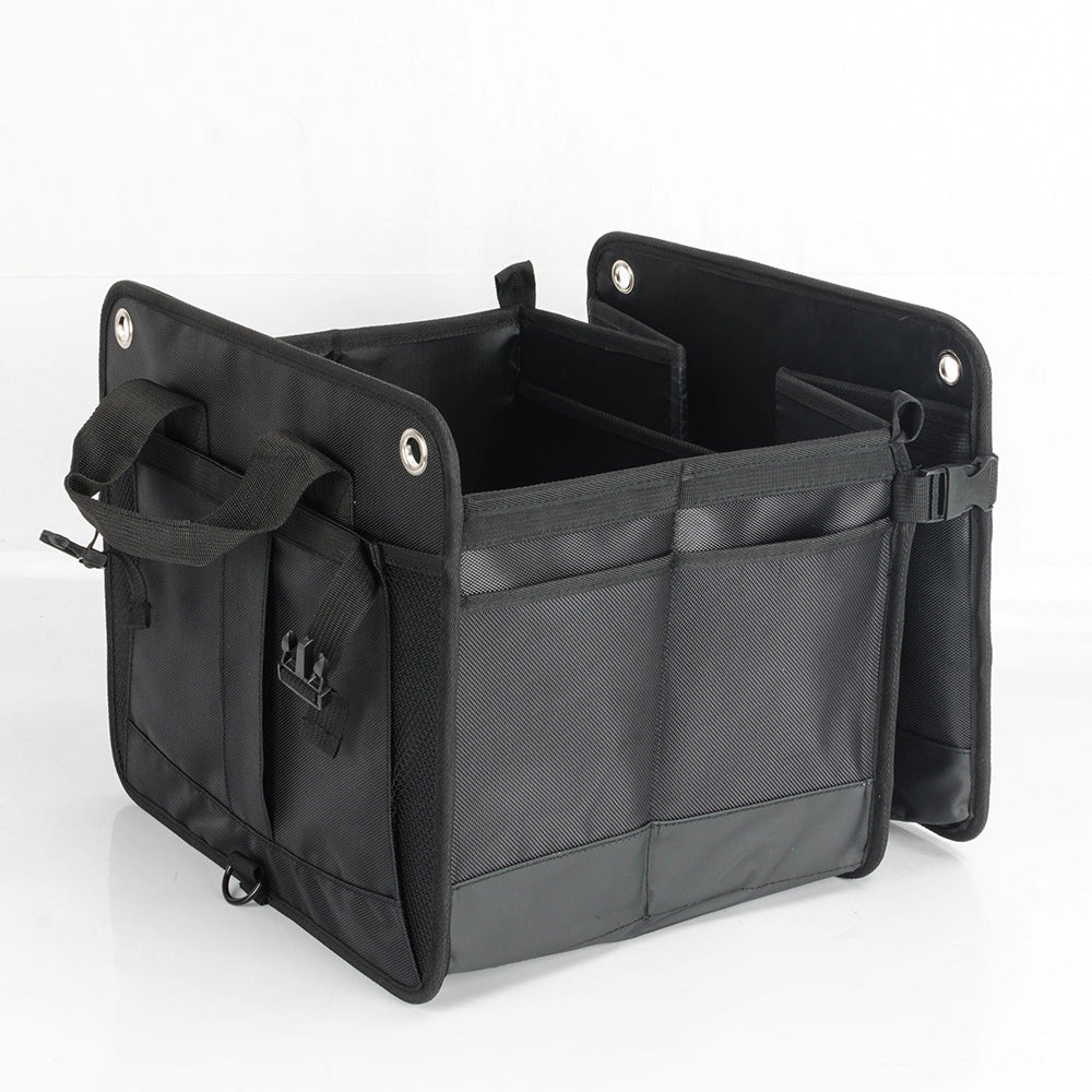 Cargotek Heavy Duty Collapsible Trunk Organizer with Straps
