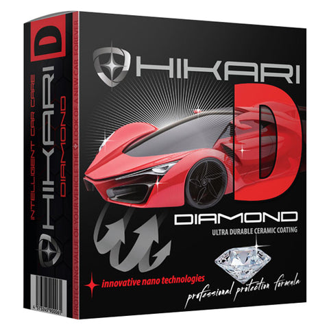 hikari diamond ceramic coating