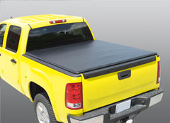 B-Series Soft Tri-Fold Tonneau Cover for RAM 6.4ft (2002-2021). Available Online Only