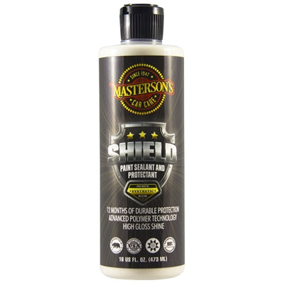 Masterson's Car Care Shield Paint Sealant & Protectant (16 oz)