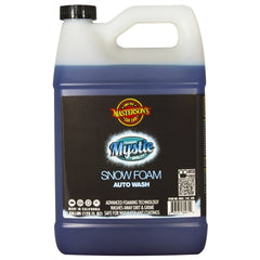 Masterson's Car Care Mystic Snow Foam Car Wash Soap 1 Gallon (128 oz.)