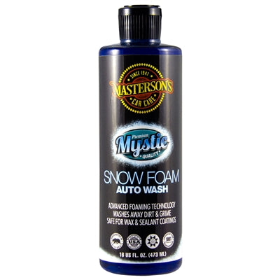 Masterson's Car Care Mystic Snow Foam Car Wash Soap (16 oz)