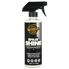 Masterson's Car Care Spray Shine Tire & Trim Protectant (16 oz)