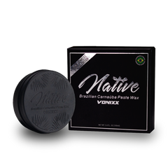 Native Brazilian Carnaúba Paste Wax – Black Edition (100ml)
