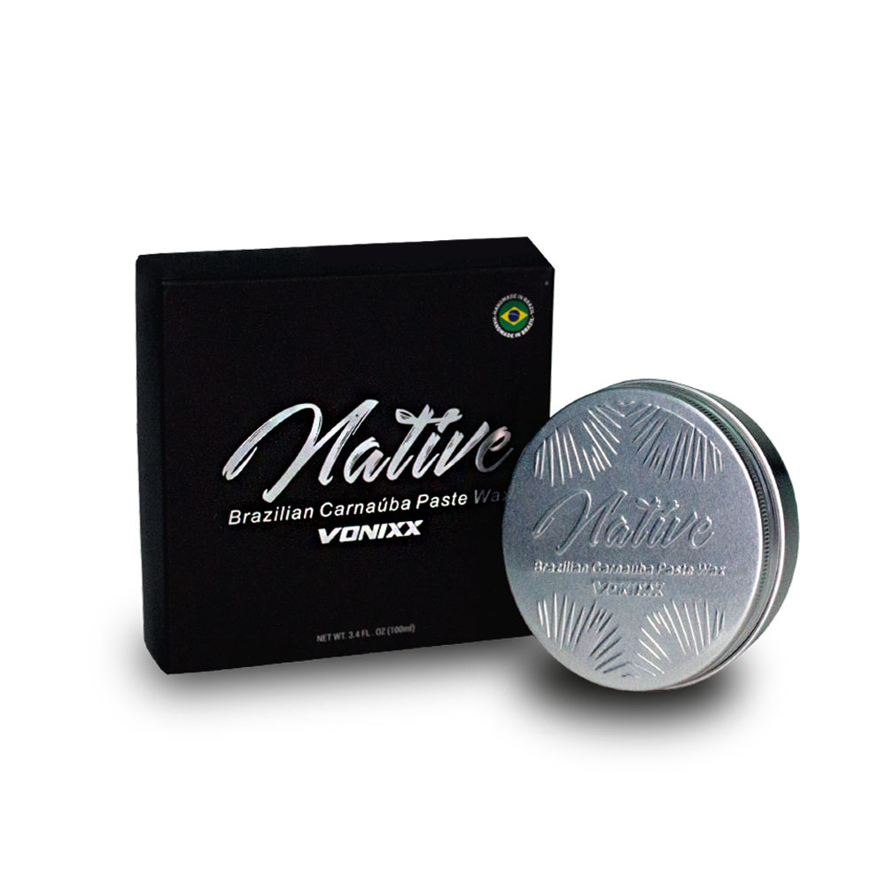Native Brazilian Carnaúba Paste Wax (100ml)