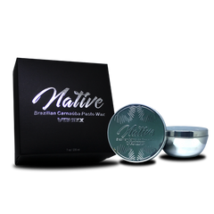 Native Brazilian Carnaúba Paste Wax (235ml)